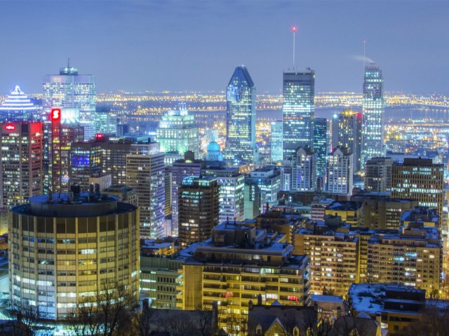 CITY OF MONTREAL